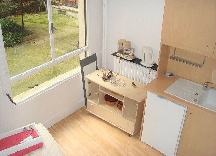 Appartement à louer 12.55m2 à Paris 16