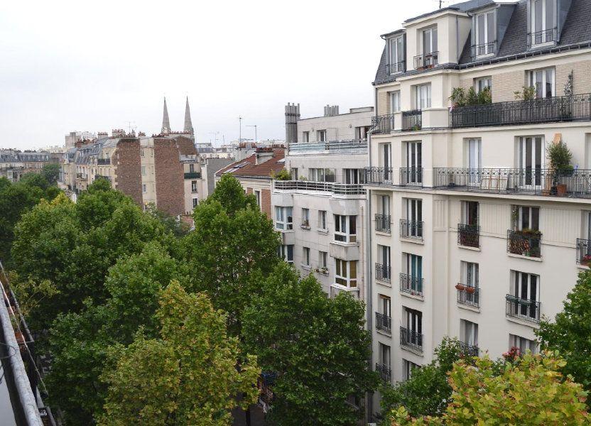 Appartement à louer 12.29m2 à Paris 20
