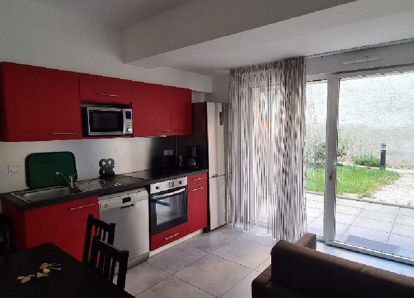 Appartement à louer 35m2 à Aix-les-Bains