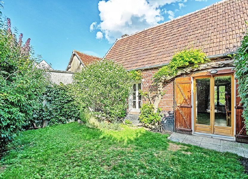 Maison à vendre 135m2 à Estrées-Saint-Denis