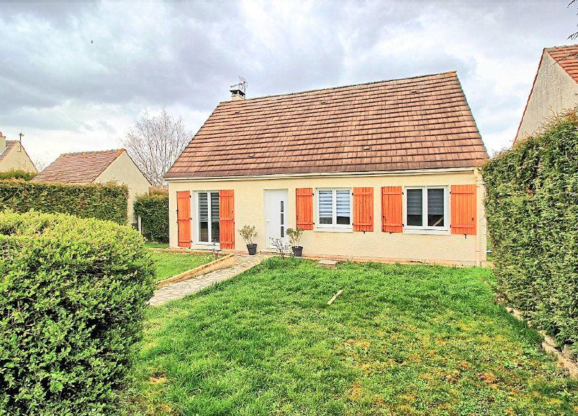 Maison à vendre 76m2 à Estrées-Saint-Denis
