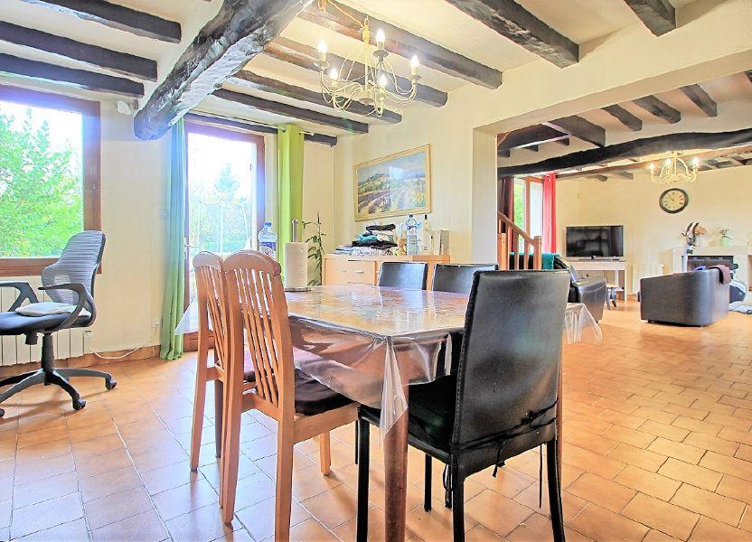 Maison à vendre 125m2 à Estrées-Saint-Denis