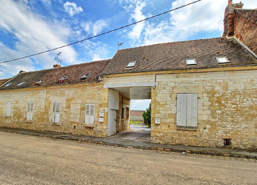 Maison à vendre 120m2 à Estrées-Saint-Denis