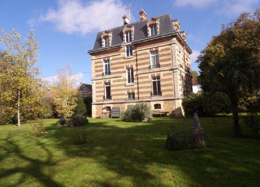 Maison à vendre 300m2 à Château-sur-Epte
