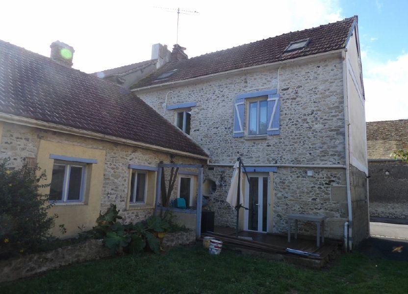 Maison à vendre 100m2 à Château-sur-Epte