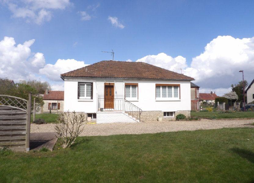 Maison à vendre 71.65m2 à Tourny