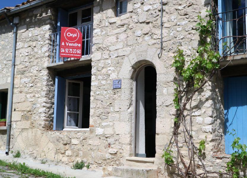 Maison à vendre 35.13m2 à Reillanne