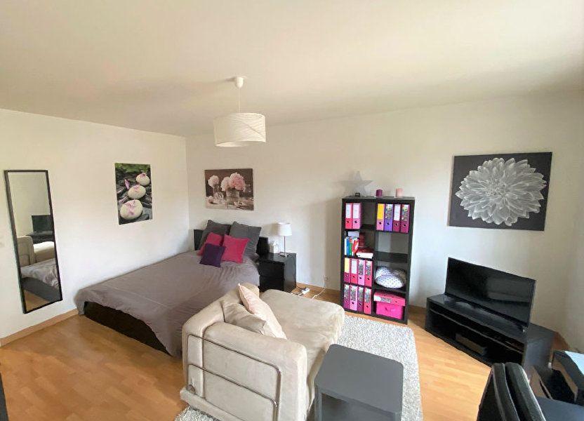 Appartement à louer 37.47m2 à Metz