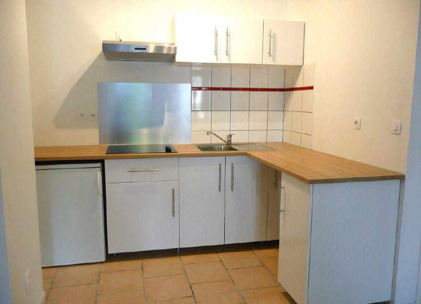 Appartement à louer 47.09m2 à Metz