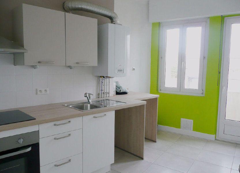 Appartement à louer 71.82m2 à Metz