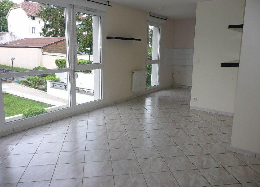 Appartement à louer 51.52m2 à Metz