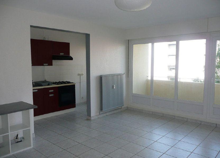 Appartement à louer 33.45m2 à Metz