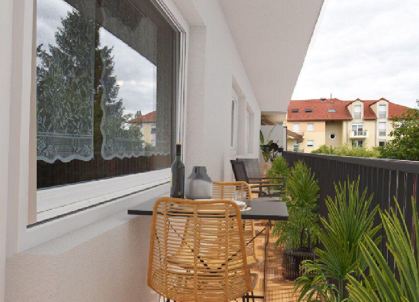 Appartement à vendre 75.6m2 à Metz