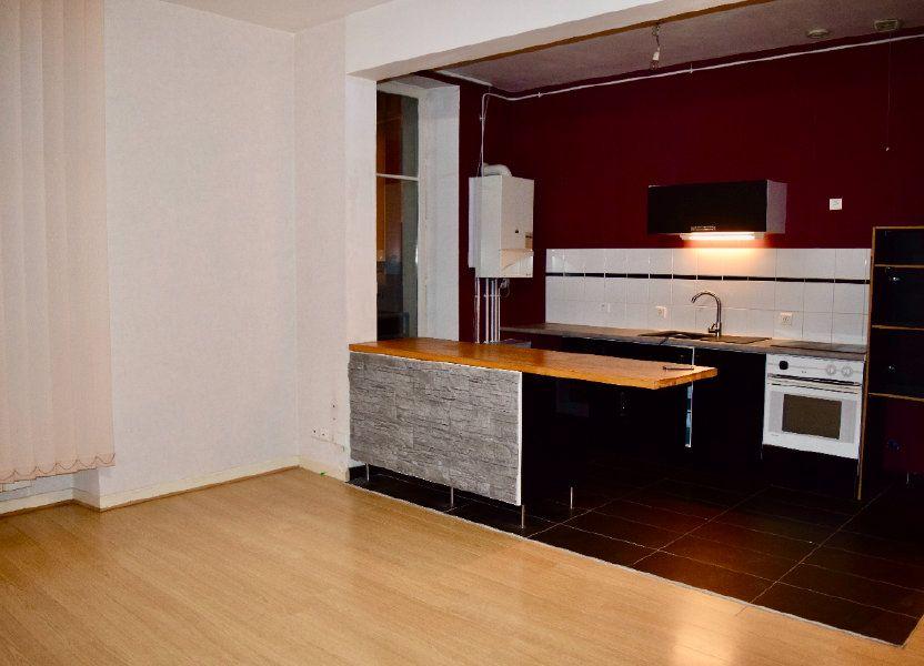 Appartement à vendre 59.45m2 à Nancy