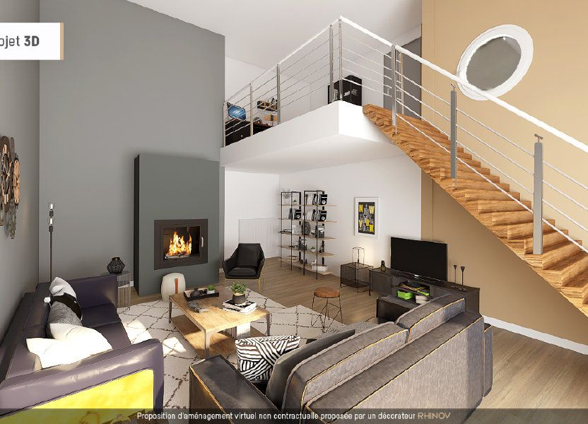 Maison à vendre 230m2 à Aulnois-sur-Seille