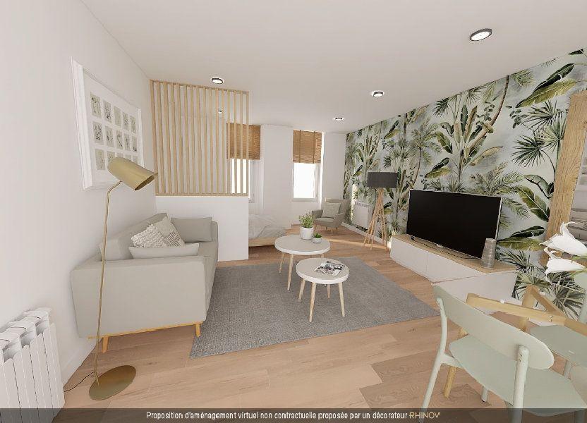 Appartement à vendre 45m2 à Metz