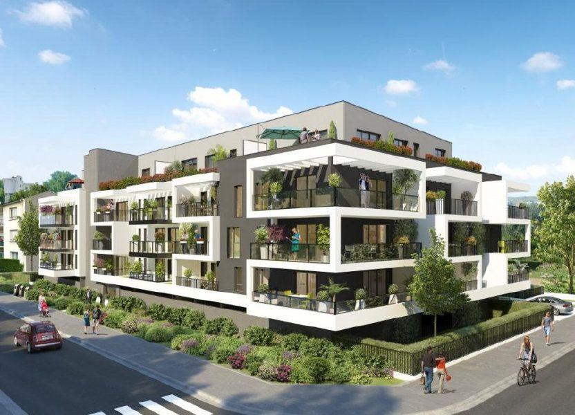 Appartement à louer 46.75m2 à Montigny-lès-Metz