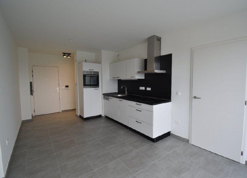 Appartement à louer 40.87m2 à Metz