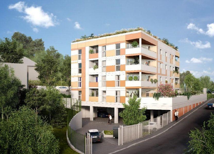 Appartement à vendre 66.8m2 à Trévoux