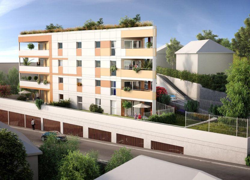 Appartement à vendre 61.4m2 à Trévoux