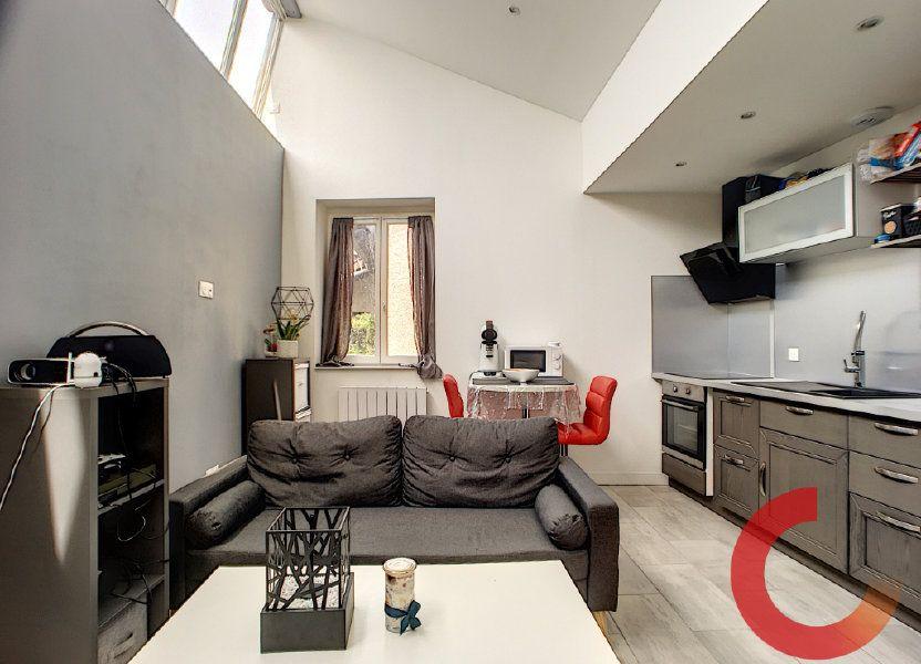 Appartement à vendre 39.55m2 à Trévoux
