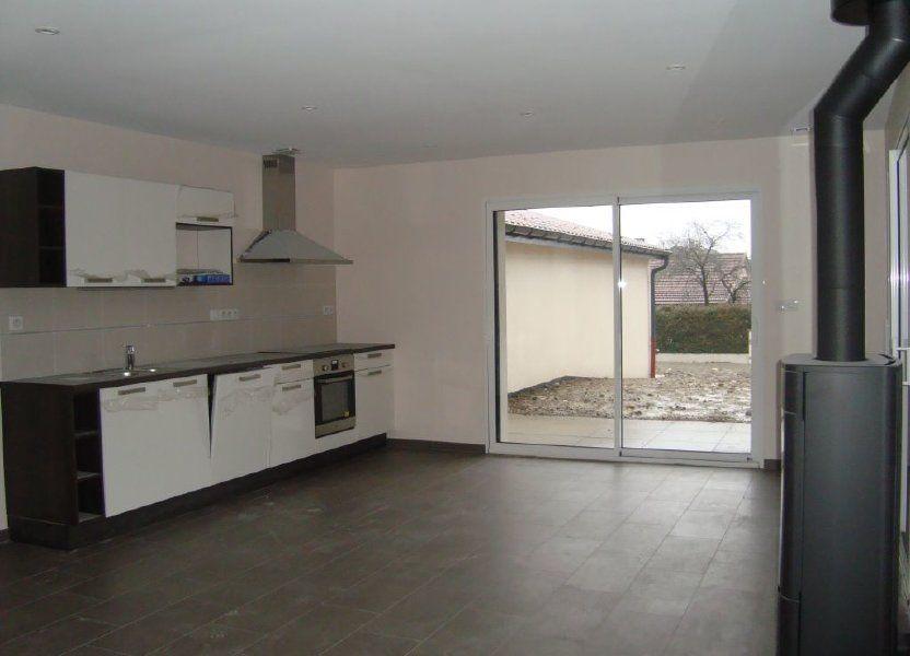 Appartement à louer 70m2 à Cessy