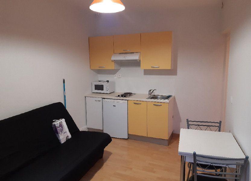 Appartement à louer 15.98m2 à Gex
