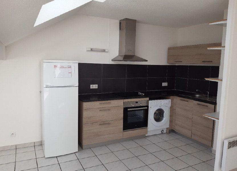 Appartement à louer 29.62m2 à Cessy