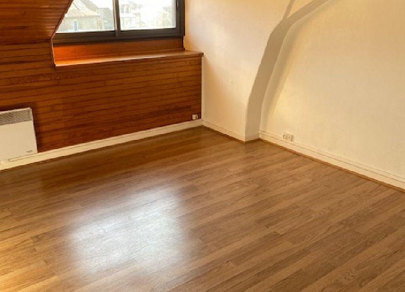 Appartement à louer 54m2 à Gex