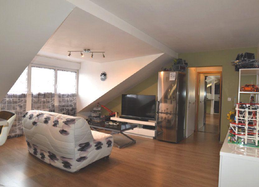Appartement à louer 42.7m2 à Gex