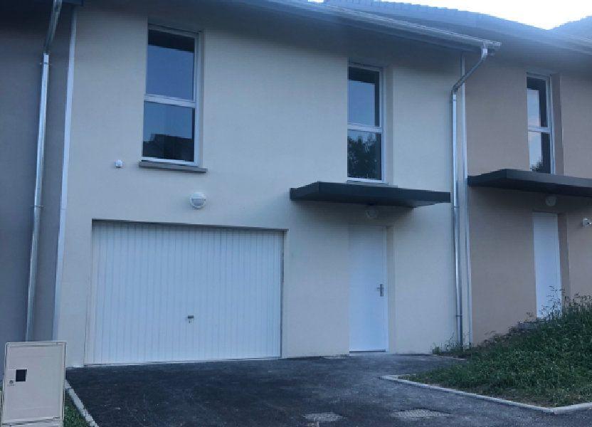 Maison à louer 87.3m2 à Collonges