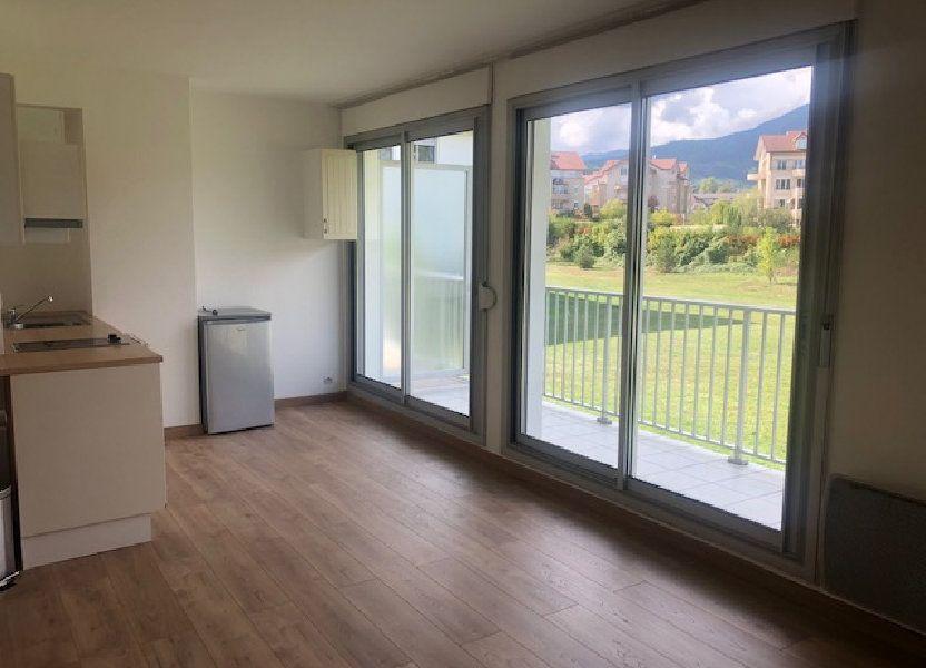 Appartement à louer 32m2 à Divonne-les-Bains