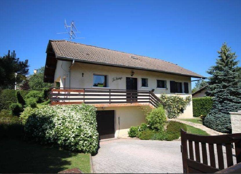 Maison à vendre 118m2 à Veigy-Foncenex