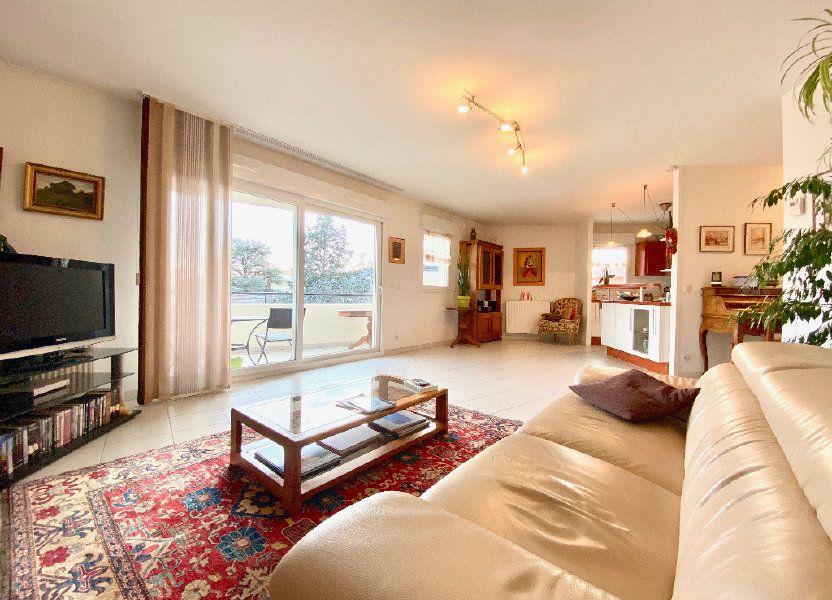 Appartement à vendre 81m2 à Annemasse