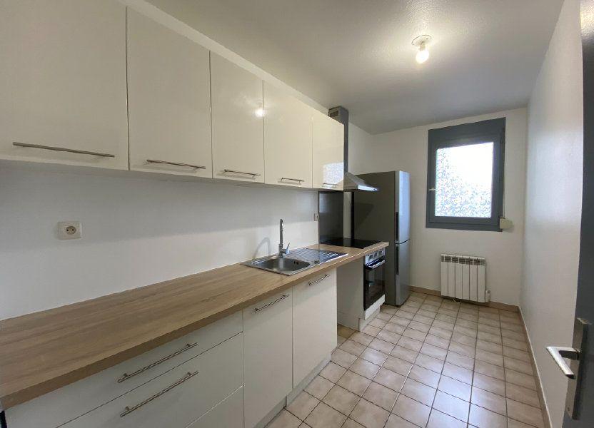 Appartement à louer 34.69m2 à Annemasse