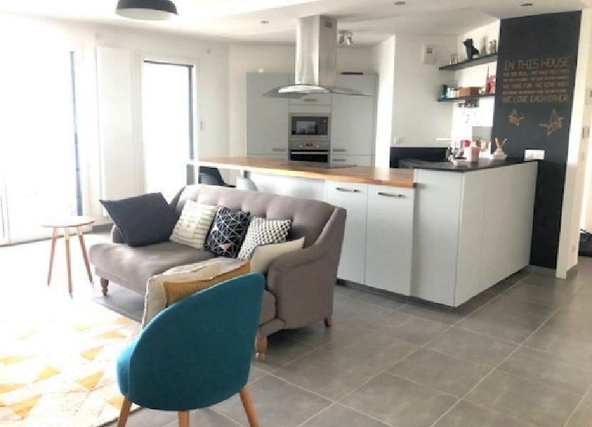 Appartement à vendre 88.96m2 à Divonne-les-Bains