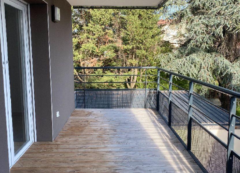 Appartement à louer 57.65m2 à Thonon-les-Bains