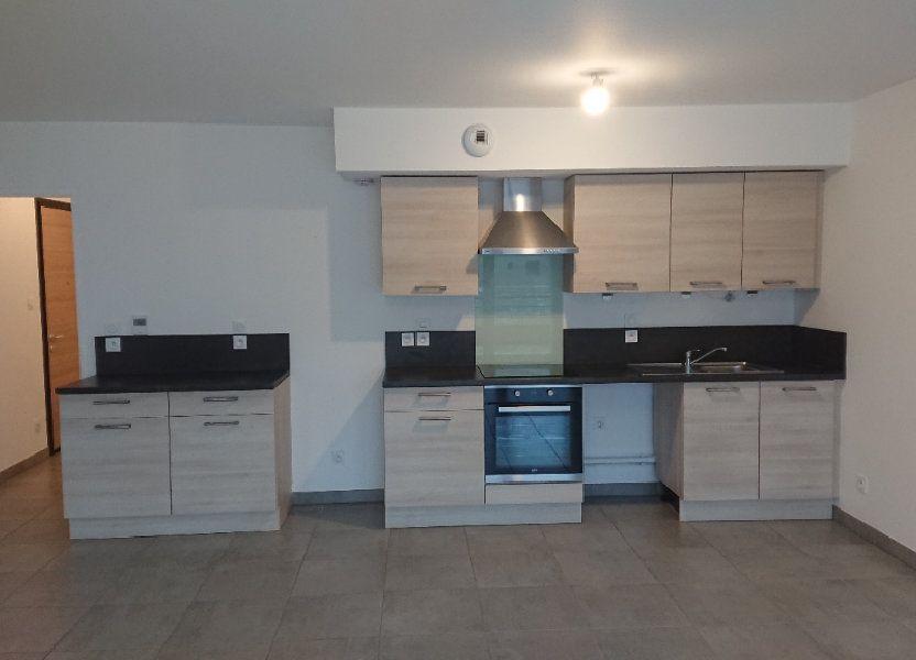Appartement à louer 68.3m2 à Prévessin-Moëns
