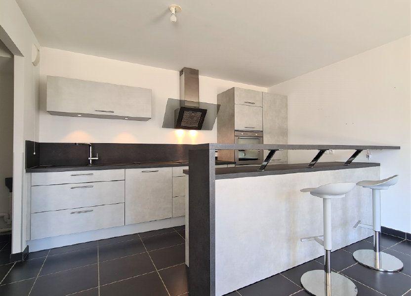 Appartement à vendre 66.57m2 à Saint-Genis-Pouilly