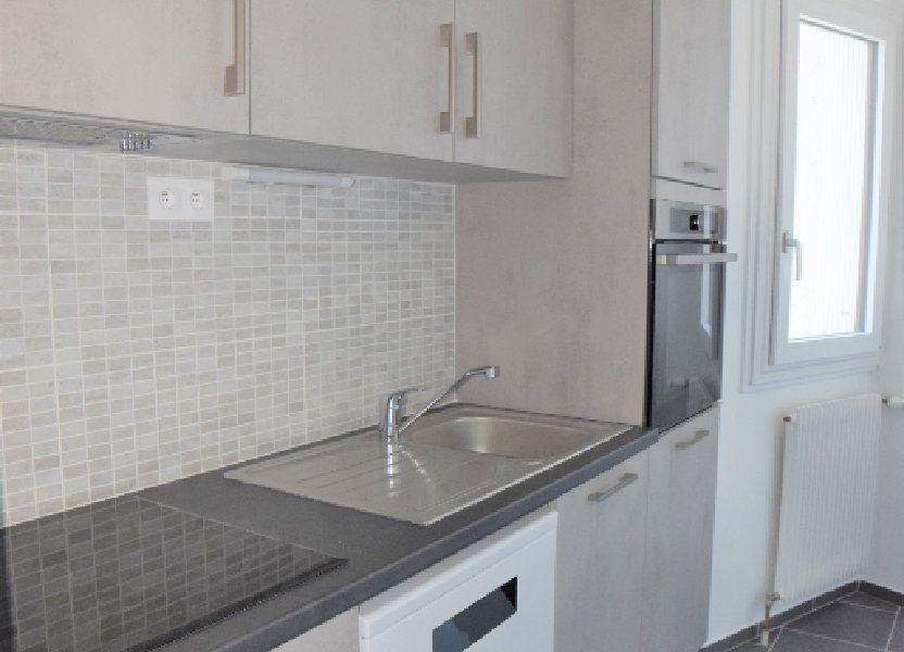 Appartement à louer 70.13m2 à Gaillard
