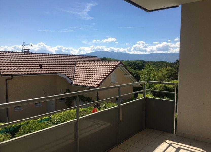 Appartement à louer 63.2m2 à Saint-Julien-en-Genevois