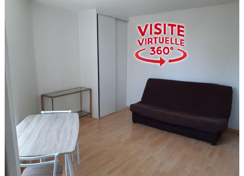 Appartement à louer 18.95m2 à Gex