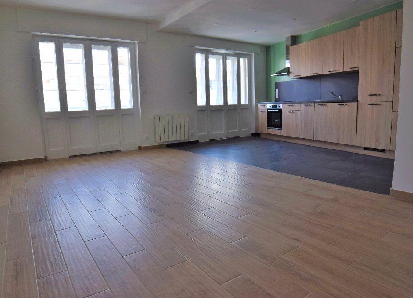Appartement à louer 65.39m2 à Annemasse
