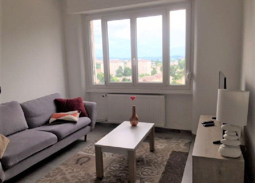 Appartement à louer 36.64m2 à Ambilly