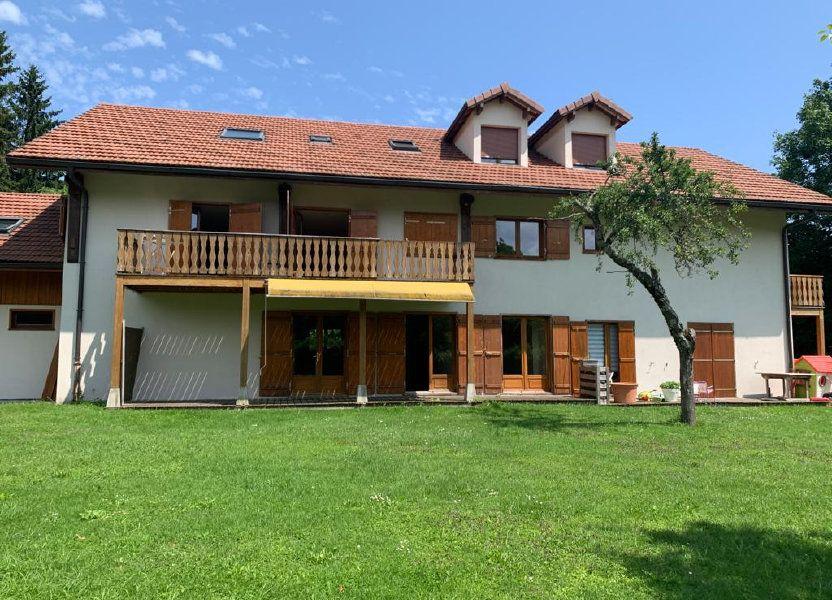 Appartement à louer 135.87m2 à Vesancy