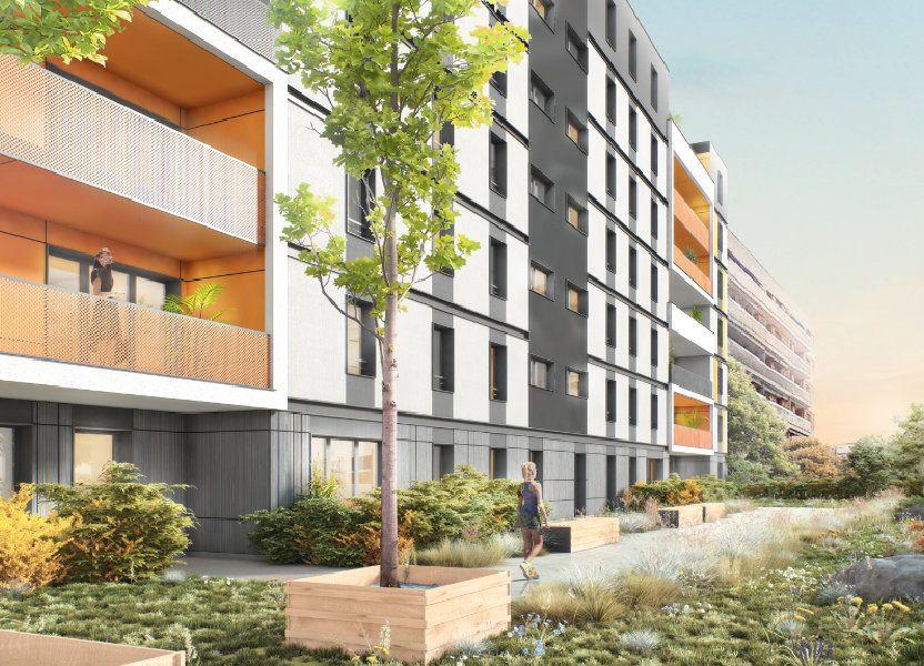 Appartement à louer 40.92m2 à Annemasse