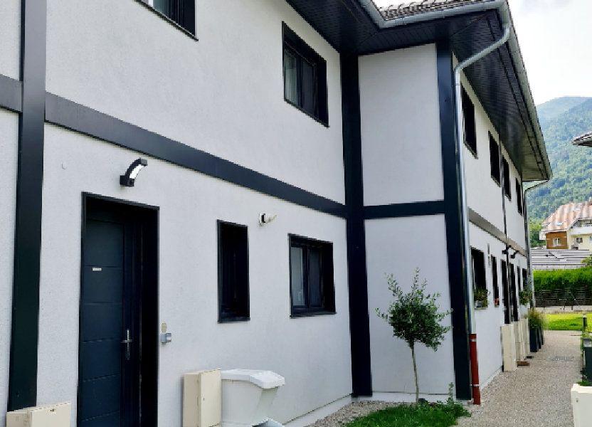 Maison à louer 78.61m2 à Gex