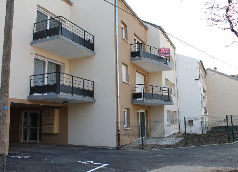Appartement à louer 51m2 à Maizières-lès-Metz