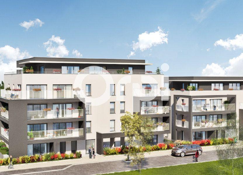Appartement à vendre 66.7m2 à Metz