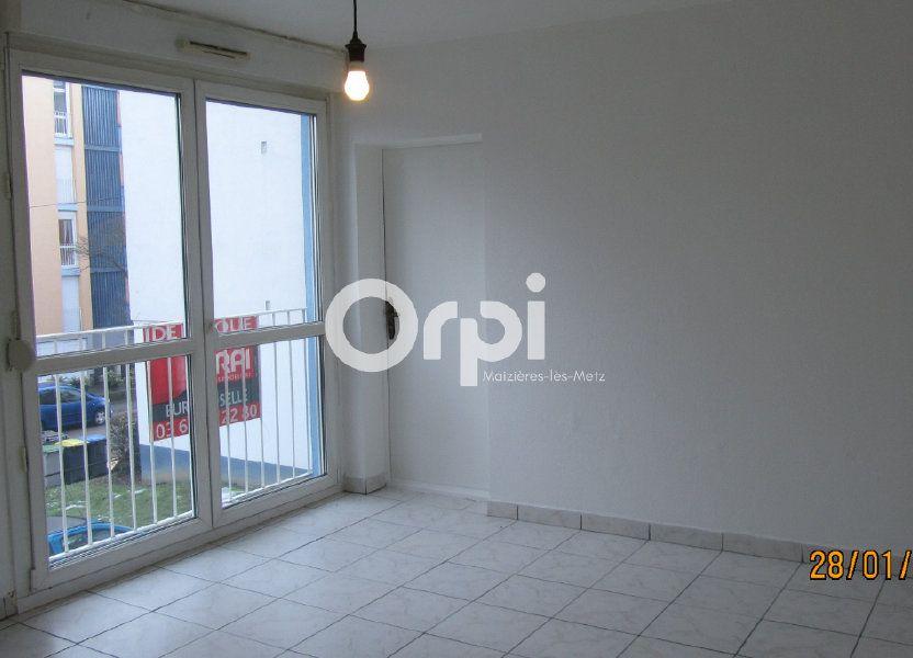 Appartement à vendre 66.09m2 à Maizières-lès-Metz